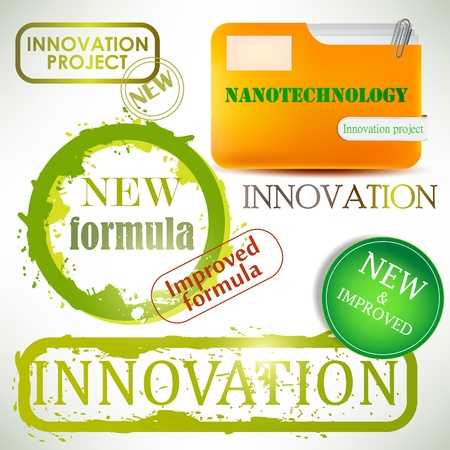 new generation: Tags and stamps Innovation