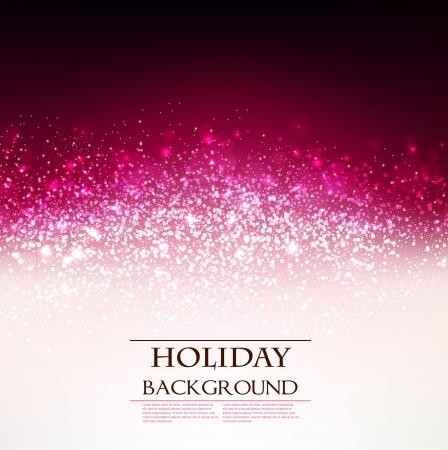 elegant background: Elegant  Holiday Red background with place for text.  Illustration. Illustration