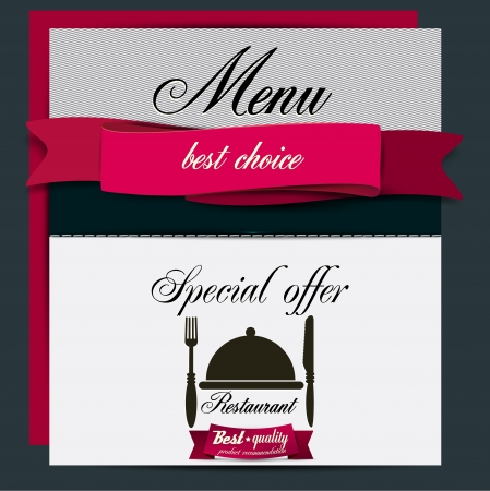 Mod�le de conception Restaurant Menu