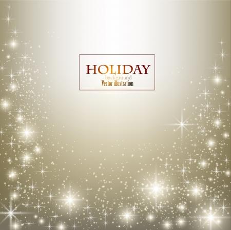 Elegante Weihnachten Hintergrund mit Schneeflocken und Platz f?ext. Vector Illustration. Standard-Bild - 20822716