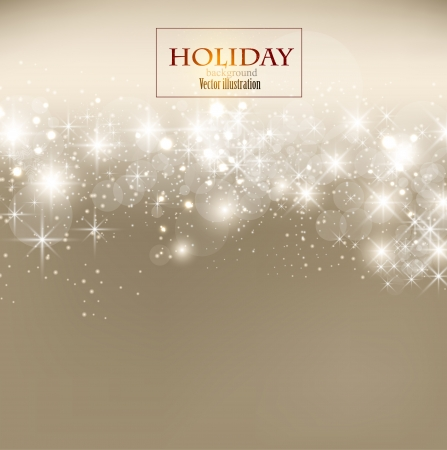 Elegant Christmas background with snowflakes and place for text. Vector Illustration. Stock Vector - 20822741
