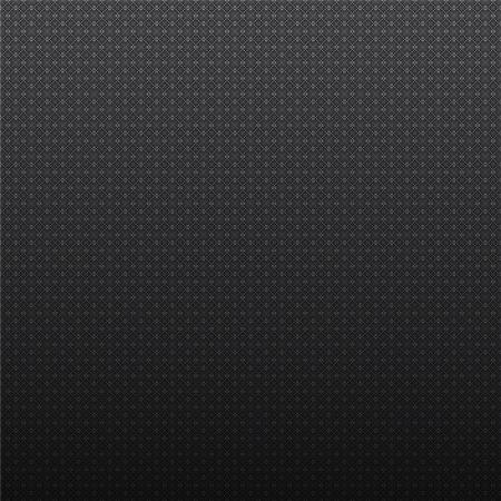 regular: Astratto sfondo nero regolare per dispositivi elettronici. Vector illustration
