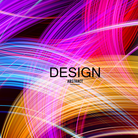 Abstract vector background. Colorful   image for screen, background. Design  for electronic device Stock fotó - 114082203