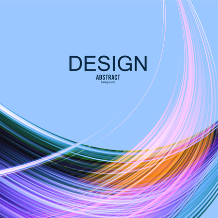 Abstract vector background. Colorful   image for screen, background. Design  for electronic device Stock fotó - 114082229