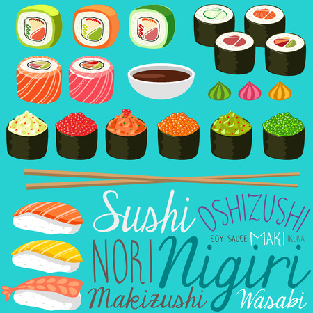 sushi: Sushi