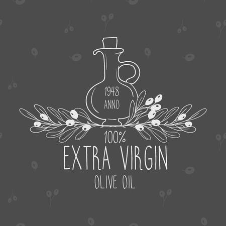 dark olive: Olive oil dark icon