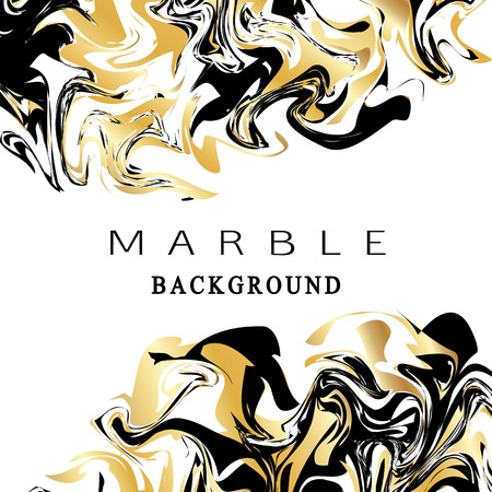 marbling: Marbling texture background. Abstract marble luxury design with golden glitter elements.