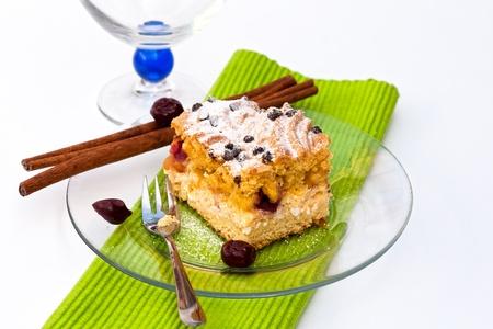 """rum cake: Torta """"Cardinale"""" con rum ciliegia"""