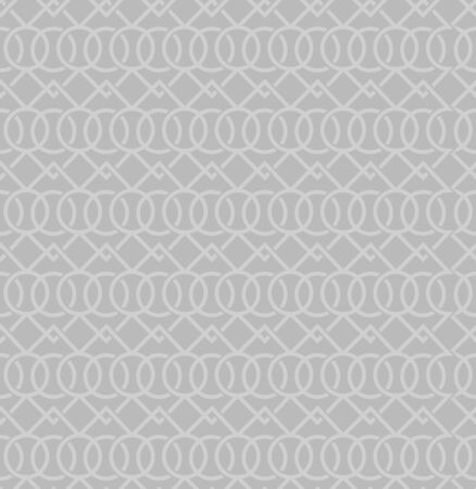 Seamless pattern. Modern stylish texture. Repeating geometric tiles.