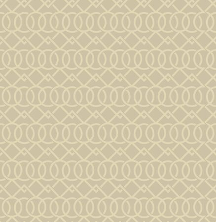 Retro and vintage soft seamless patterns. Abstract seamless geometric pattern on vibrant background 일러스트