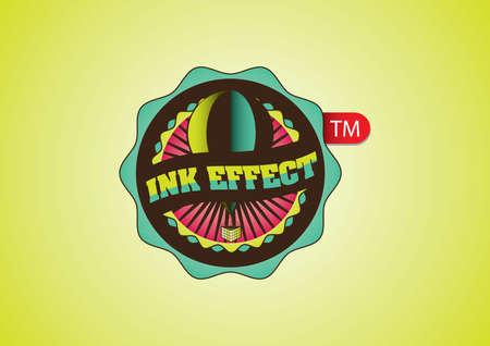 effect: Ink effect