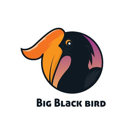 Big Black bird