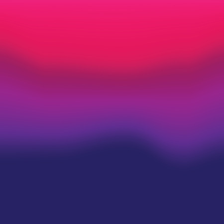 Colorful Gradient Purple to Red abstract background Ilustração