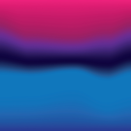 Colorful Gradient Blue to Red abstract background