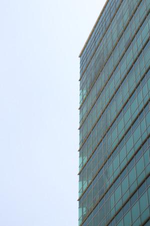 High Building minimalism Banco de Imagens