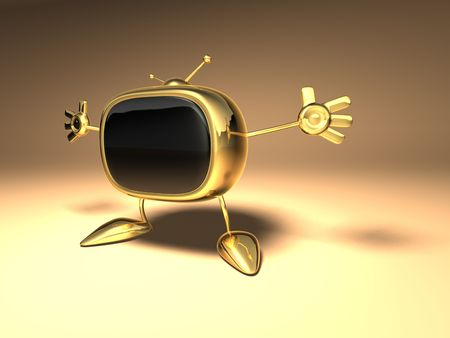 remote view: Retro tv