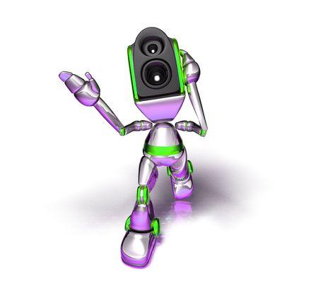 sono: Son syst�me de robot