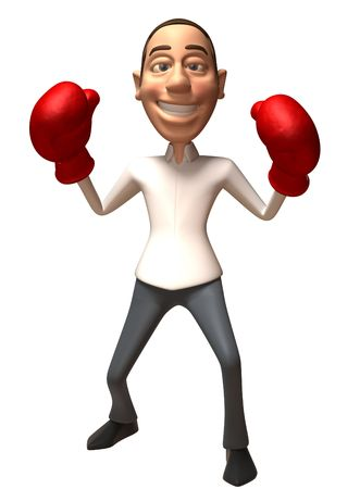 Boxing Stock Photo - 3981817