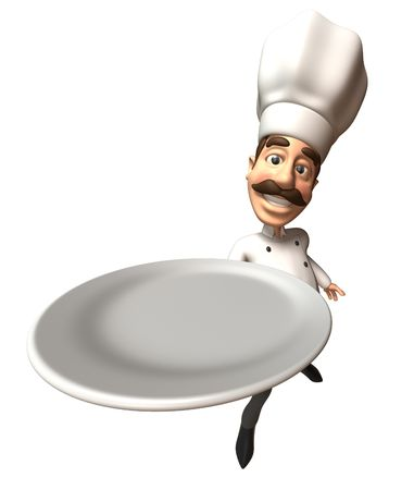 chefs cooking: Fun chef