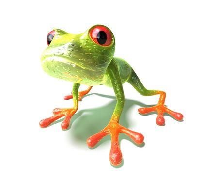 Frog Stock Photo - 3973090