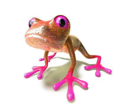 Frog Stock Photo - 3973095
