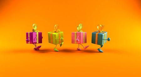 generoso: Diversi�n regalos