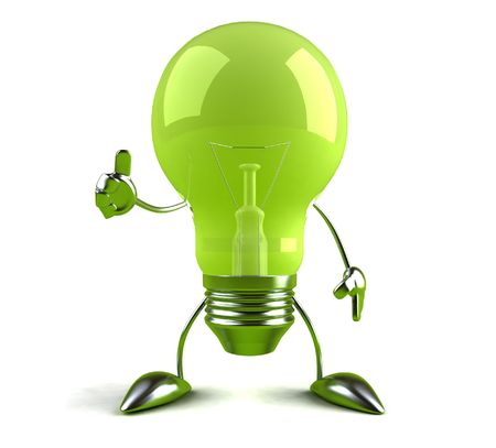 create idea: Green idea