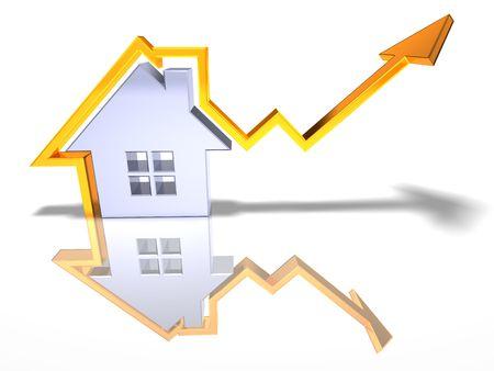 Real estate Reklamní fotografie
