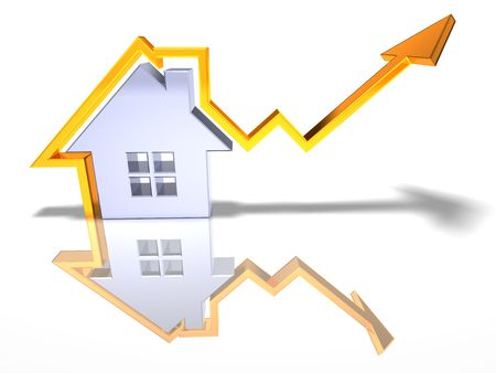 attainment: Real estate Stock Photo
