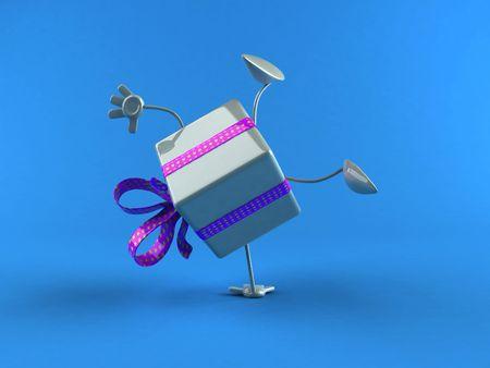 Leuk cadeau