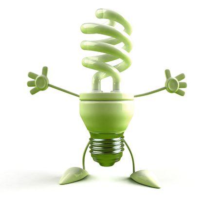 Gloeilamp voor energiebesparing