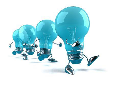 Lightbulbs Фото со стока - 3321573