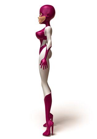 superwoman: Superwoman Stock Photo