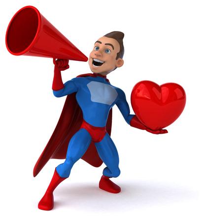 crime fighter: Fun superhero