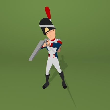 austerlitz: Napoleonic soldier