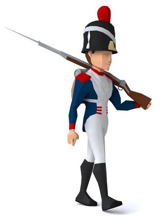austerlitz: Napoleonic grenadier