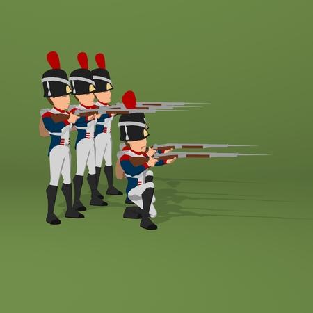 grenadier: Napoleonic soldier