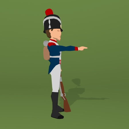 foot soldier: Napoleonic soldier