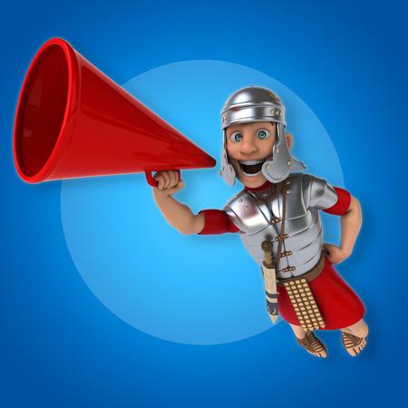 cohort: Roman soldier