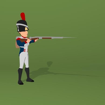 napoleon: Napoleonic soldier
