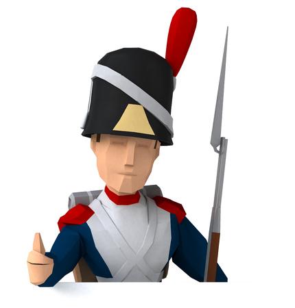 grenadier: Napoleonic grenadier