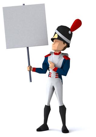 regiment: Napoleonic grenadier