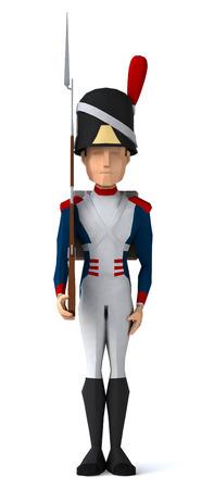 napoleon: Napoleonic grenadier