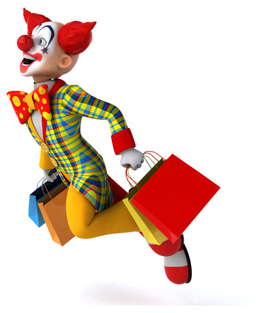 wig: Fun clown