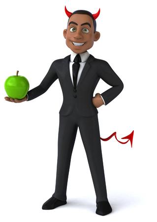 dictate: Evil businessman