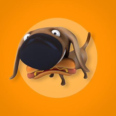 hot dog: Hot dog Stock Photo