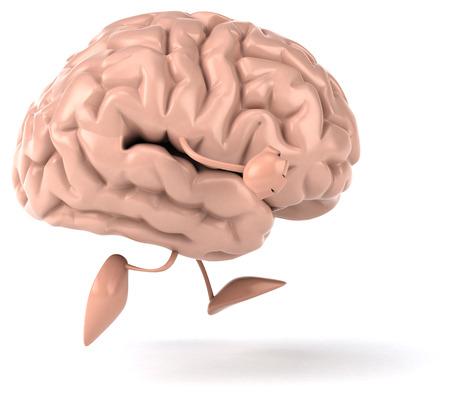 Fun hersenen Stockfoto - 56273013