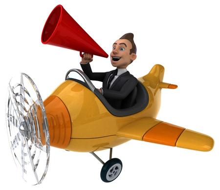 aeronautical: Fun plane