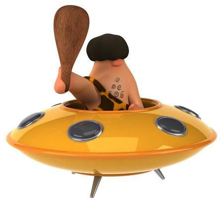 cro magnon: Fun caveman