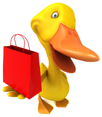 duck green: Duck Stock Photo